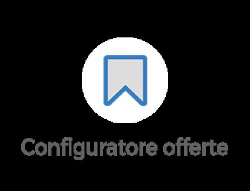 Configuratore offerte