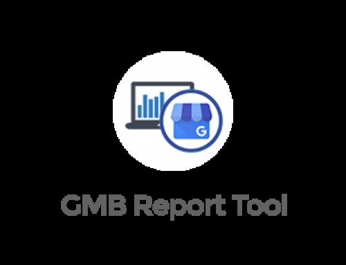 GMB Report Tool